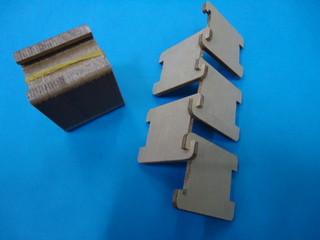 油沟片  Oil groove chip